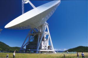 JAXA臼田宇宙空間観測所