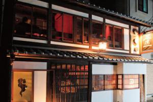 京都を感じることができるお店