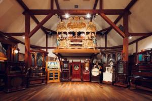 萌木の村オルゴール博物館ホール・オブ・ホールズ