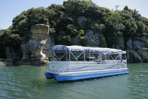 九十九島遊覧船(リラクルーズ)