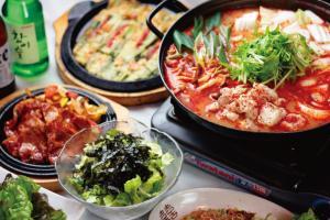 本場韓国料理 沙蘭蛮 丸の内店