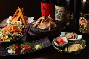 黒豚 桜島鶏 芋蔵BAR GIRI