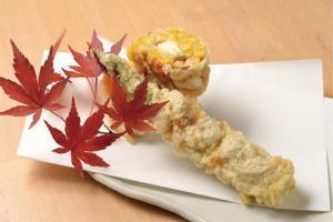 天ぷらと日本酒 明日源