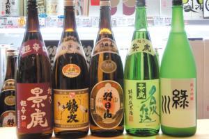 新潟の酒 朝日山